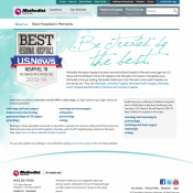 Best Hospital in Memphis - Methodist Le Bonheur Healthcare
